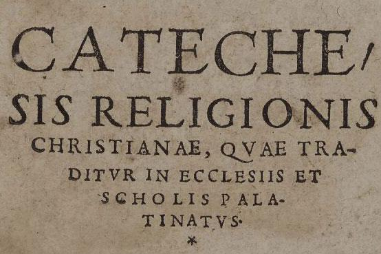 Excerpt from the title page. Image: Johannes A Lasco Library, Emden