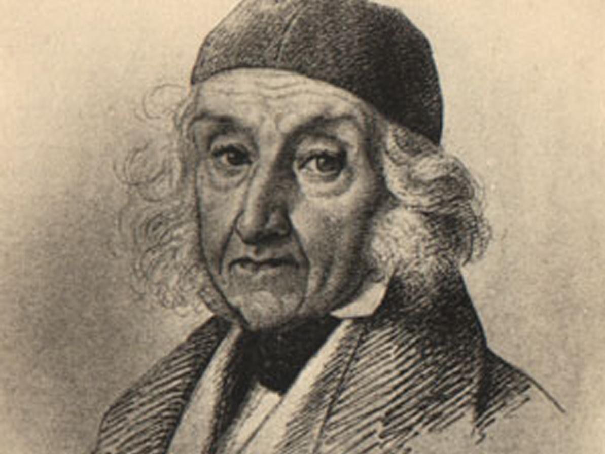 Bildnis Louis Charles François de Graimberg-Belleau (1774–1864); Foto: Wikipedia, gemeinfrei