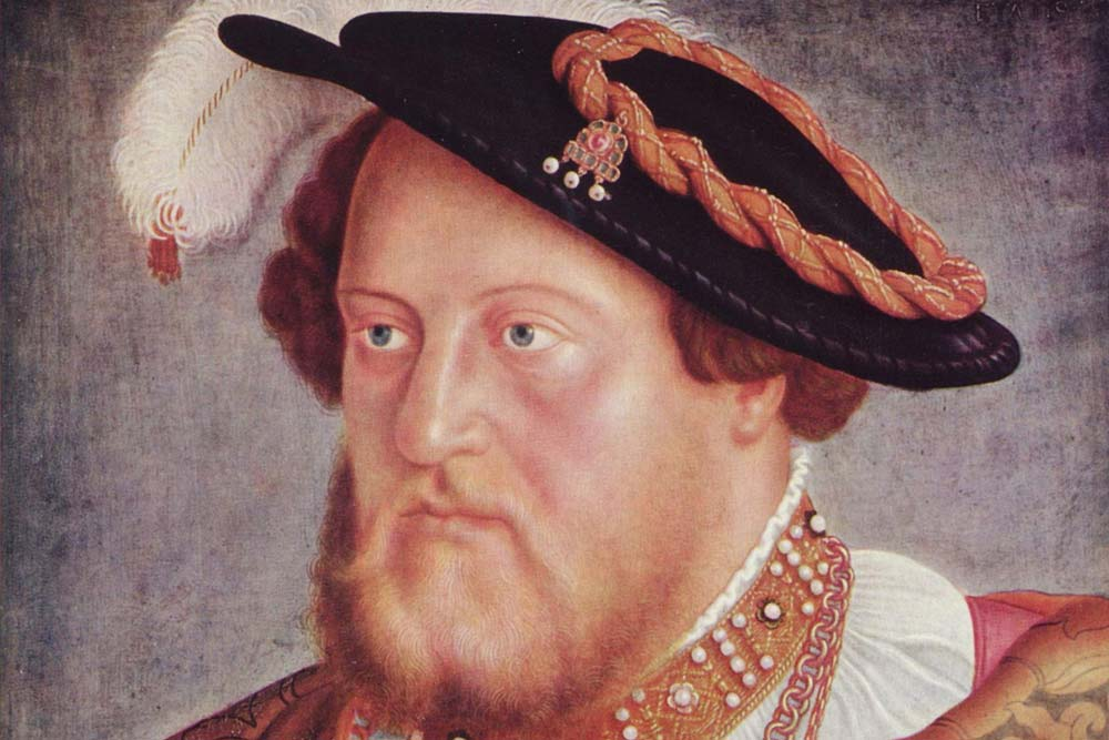 Ottheinrich von der Pfalz, Gemälde von Barthel Beham, 1535; Foto: Wikipedia, gemeinfrei