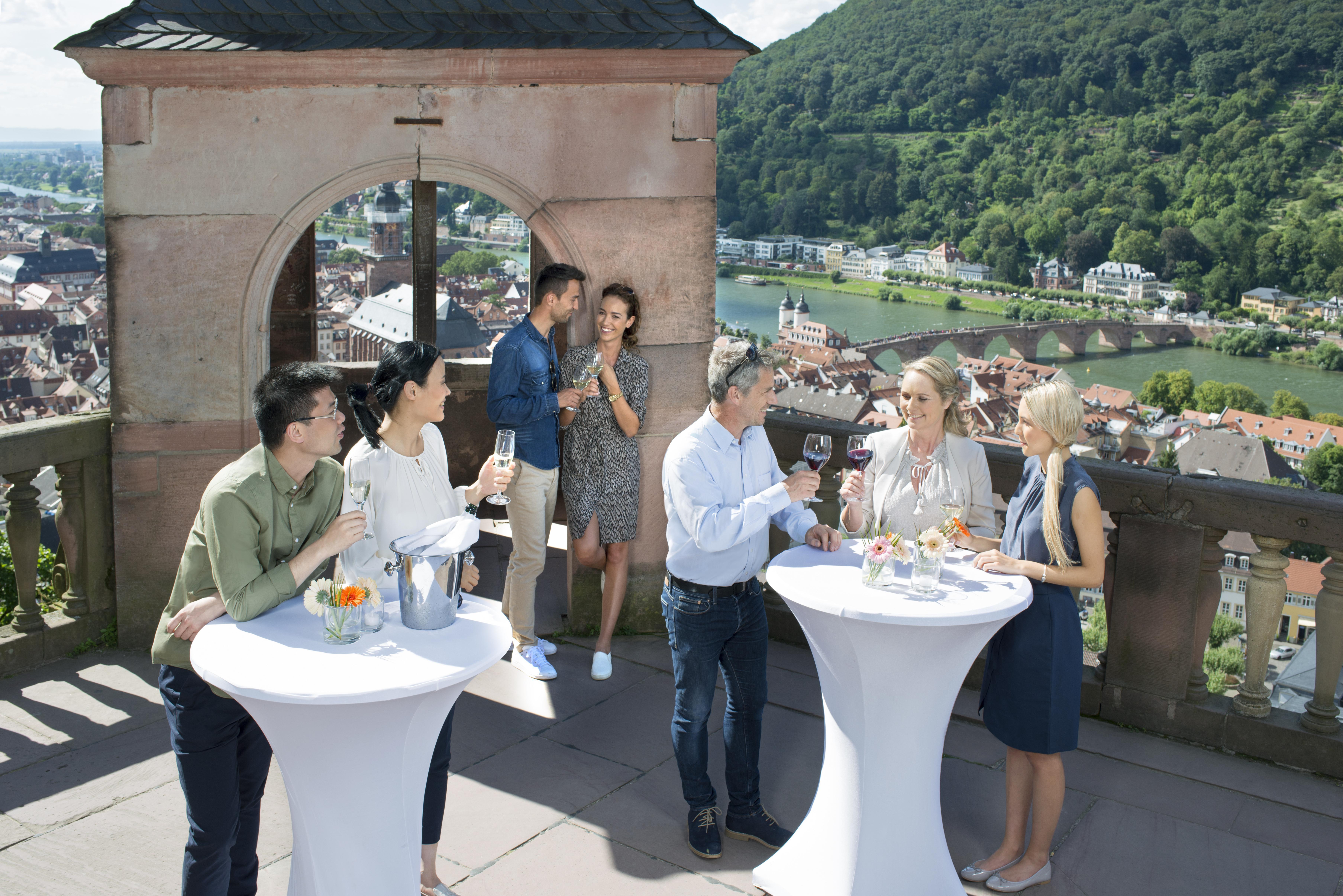 Das Schloss bietet einen festlichen Rahmen; Foto: Staatliche Schlösser und Gärten Baden-Württemberg, Niels Schubert