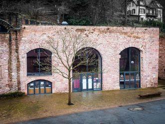 Schloss Heidelberg, Sattelkammer