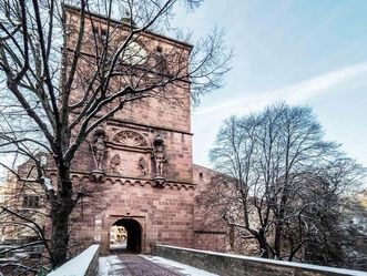 Schloss Heidelberg, Torturm