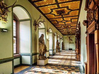 Schloss Heidelberg, Friedrichsbau Innenansicht