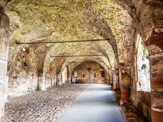 Schloss Heidelberg, Altanhalle