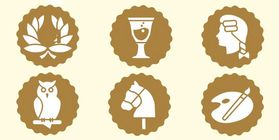 Symbole der Sonderführungskategorien