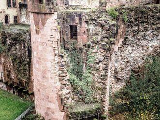 Schloss Heidelberg, Gefängnisturm
