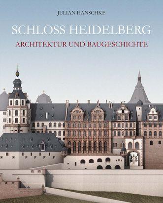 """Buchcover von """"Schloss Heidelberg"""" von Peter Hanschke; Foto: Verlag Hanschke"""