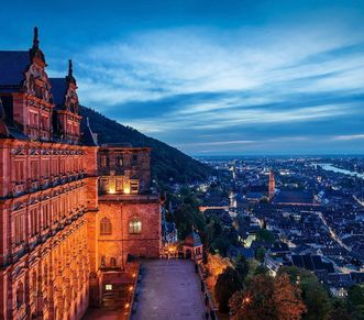 Romantisches Heidelberg; Foto: Staatliche Schlösser und Gärten Baden-Württemberg, Günther Bayerl