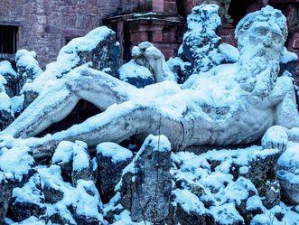 Schloss Heidelberg, Vater Rhein
