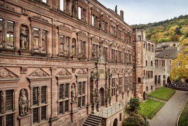Schloss Heidelberg, Ottheinrichsbau