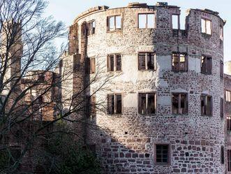 Schloss Heidelberg, Apothekerturm