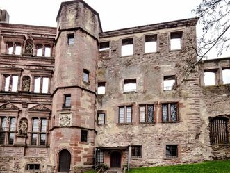 Schloss Heidelberg, Ludwigsbau